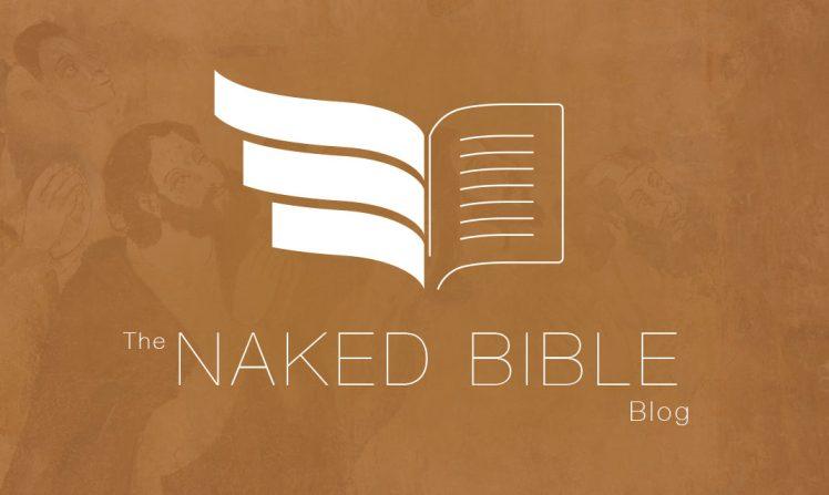 Naked Bible Blog Logo