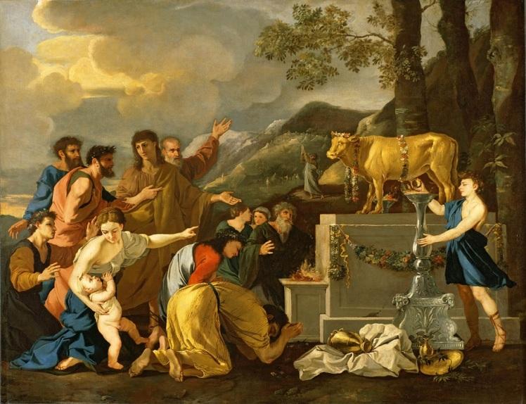 Andrea-di-Lione-Adoration-of-the-Golden-Calf