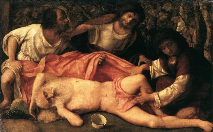 Naked Noah Bellini