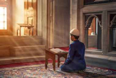 Prayer Abdulla Ghatasheh
